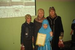 Окончание учебного года среди детских групп медресе «Шейх Саид»