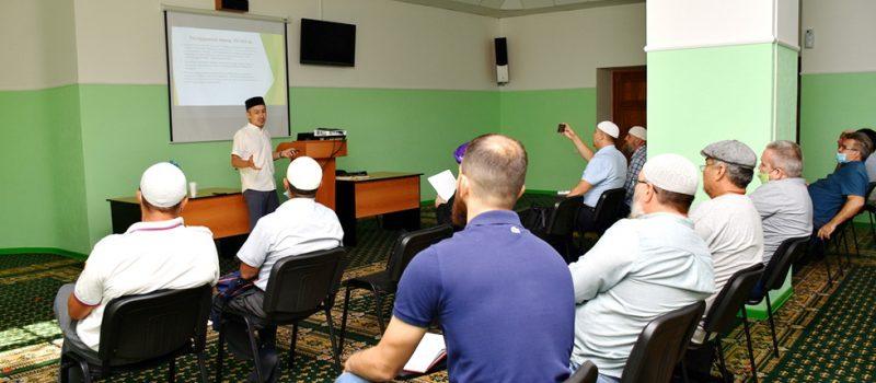 Курсы повышения квалификации для имамов Саратовской области