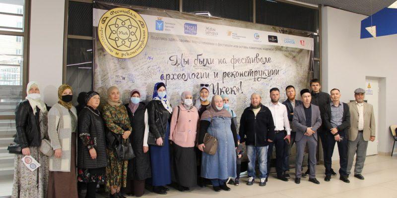 Студенты посетили исторический парк «Россия -история моя».