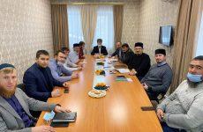 Преподаватели медресе приняли участие в работе Координационного совета Всероссийских детских смен лагеря «Муслим»