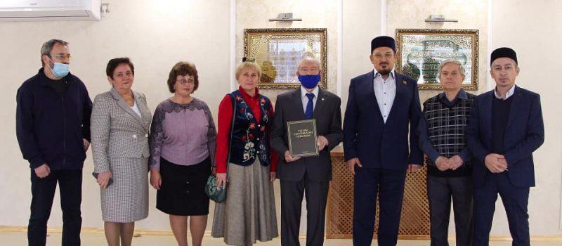 В Саратове издана энциклопедия по истории мусульман края