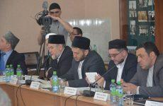 Преподаватели медресе «Шейх Саид» ДУМСО приняли участие в расширенном заседании Совета по исламскому образованию России