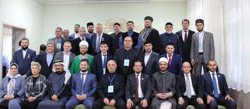 Саратовские мусульмане посетили юбилей Российского исламского института