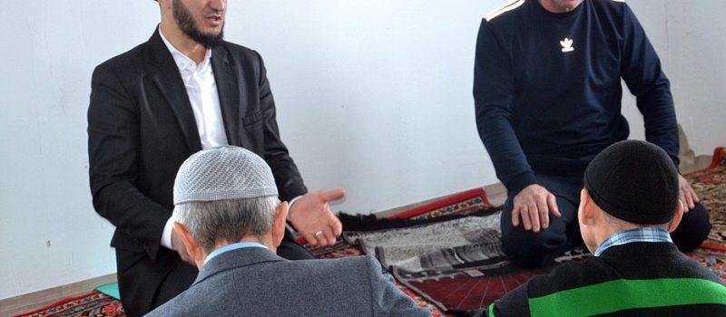 Педагоги медресе «Шейх Саид» посетили посёлок Трудовик