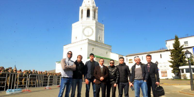 Студенты медресе «Шейх Саид» вернулись из интересного путешествия
