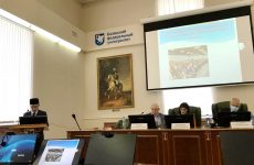 Заместитель директора медресе выступил на международном форуме