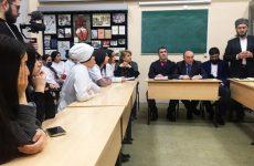 Студентов медколледжа призвали к толерантности и милосердию