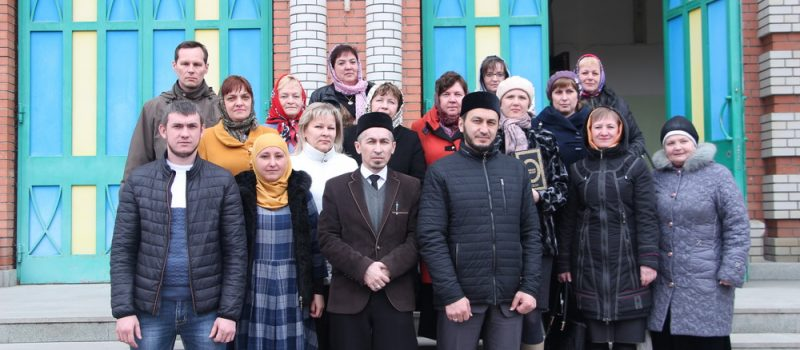 В медресе «Шейх Саид» прошел областной семинар для преподавателей ОРКСЭ (+ видео)