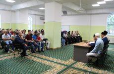 В медресе «Шейх Саид» начался новый учебный год