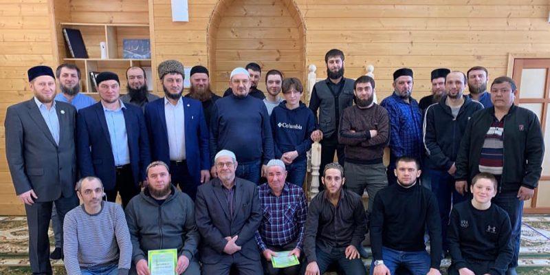 В Тепловке завершились краткосрочные курсы для имамов