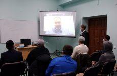 В рамках месяца мавлид состоялась онлайн лекция