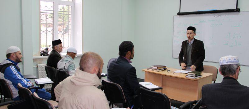 В медресе «Шейх Саид» началась сессия