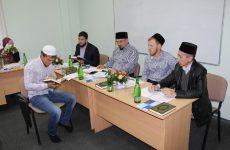 В медресе «Шейх Саид» начались выпускные экзамены