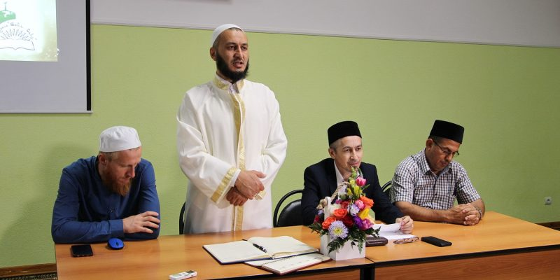 Студенты медресе «Шейх Саид» приступили к занятиям