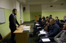 Студенты медресе обсудили важность благонравия