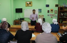 Студенты-вечерники медресе «Шейх Саид» приступили к занятиям