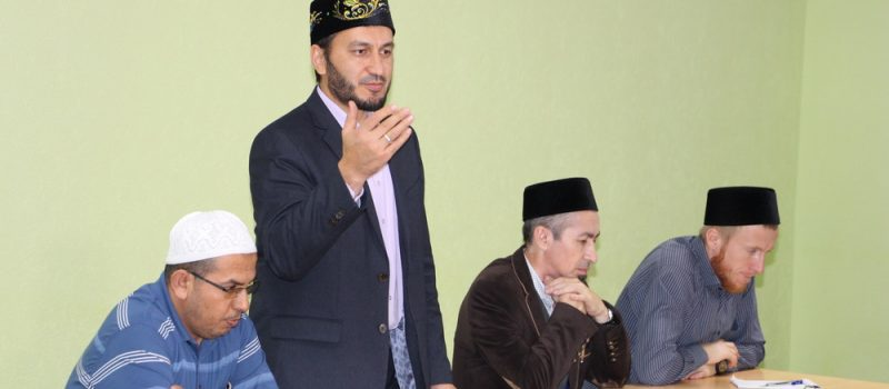 В медресе «Шейх Саид» начался учебный год