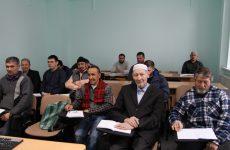 В медресе «Шейх Саид» проходит зимняя сессия