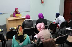 В Саратове впервые проходят исламские курсы для женщин
