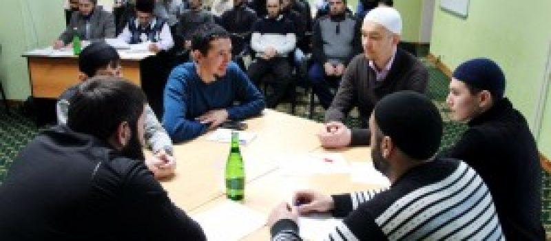 В медресе «Шейх Саид» определили знатоков Священного Корана
