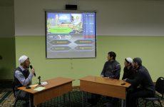 Студенты медресе сыграли в интеллектуальную игру