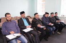 Имамы изучили основы психологии и педагогики
