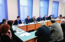 Замдиректора медресе выступил на круглом столе «Этноконфессиональные отношения»