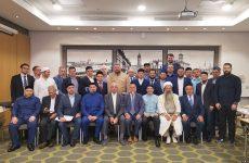 Директор саратовского медресе принял участие в заседании Совета по исламскому образованию
