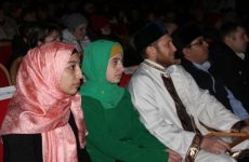 Саратовских мусульман поблагодарили за помощь Центру беженцев