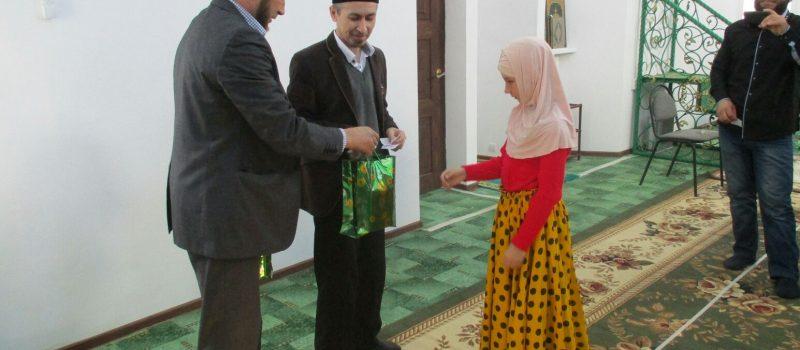 В Соборной мечети Дергачевского района провели исламскую викторину