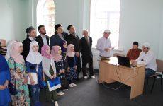Посетители выставки узнали о «Прекрасных именах Аллаха»