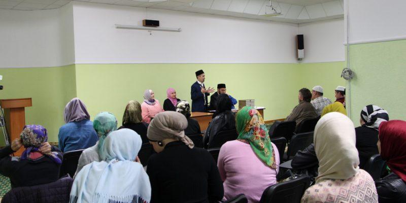 В медресе «Шейх Саид» завершился учебный год