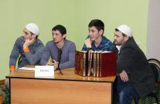 27 апреля в медресе проводится викторина «Знатоки хадисов». Начало в 17.30. Приглашаем всех желающих.