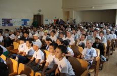 Дети попрощались с мусульманским «Артеком»