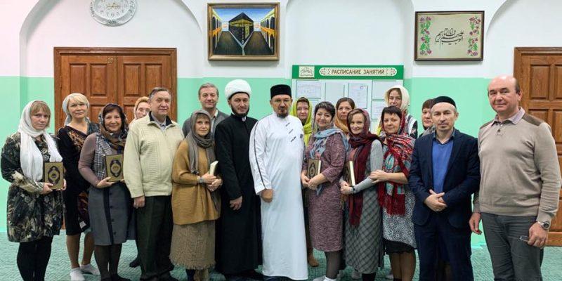 В Исламском комплексе прошел семинар для преподавателей ОРКСЭ