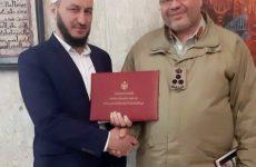 Директор медресе «Шейх Саид» прошёл курсы в Иордании