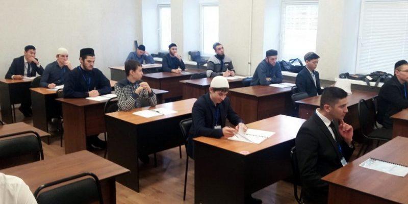 Студент медресе «Шейх Саид» принял участие во Всероссийской олимпиаде в Казани